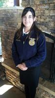 Wells selected for national FFA band