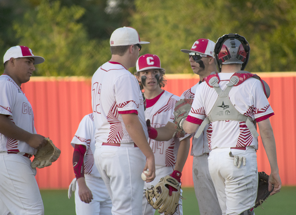 Bulldogs win last game with exciting double play