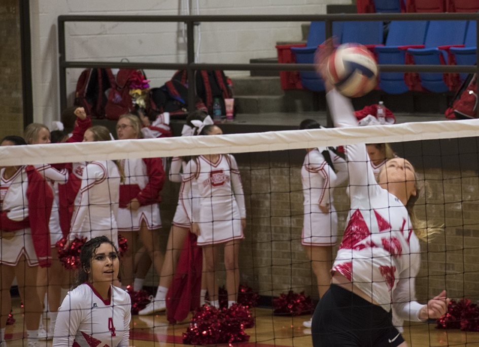 Coahoma Bulldogette volleyball