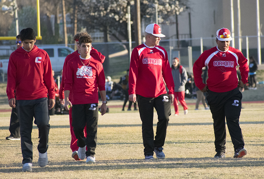 CHS track team has strong start to season