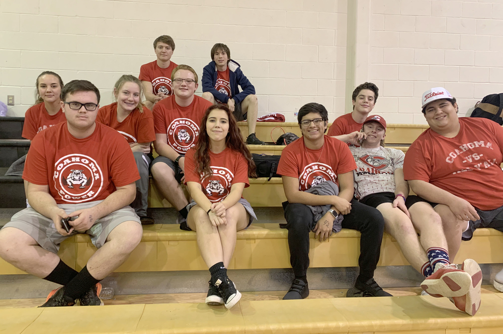 Four CHS powerlifters medal at Big Spring meet