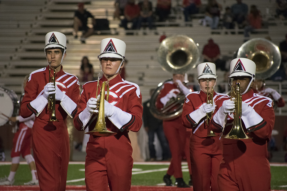 CHS band heads to marching festival