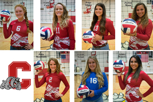 Seven Bulldogettes nab 5-3A All-District honors