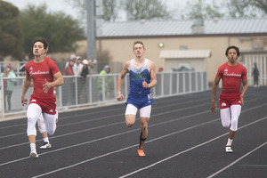 CHS track team qualifies in 11 events for regional meet