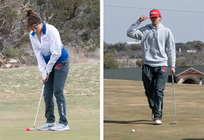 Shifflett, Chavez medal at CHS golf tourney