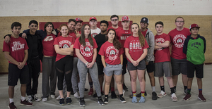 CHS powerlifters shine at meet