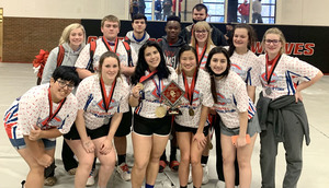 Powerlifters have strong showing at C-City Meet