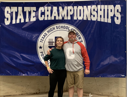 CHS' Glover places 12th at state powerlifting competition