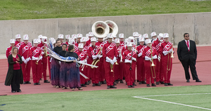 CHS Band earns Division I