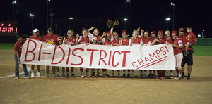 Walk-off double gives Bulldogettes Bi-District championship