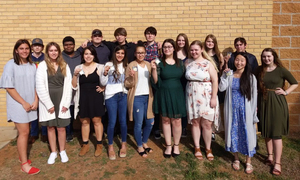 CHS band earns 21 medals at UIL Solo & Ensemble contest