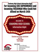 CHS Informational Night