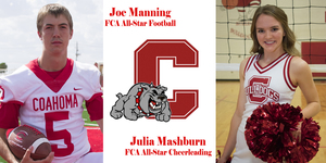 Manning, Mashburn named FCA All-Star