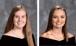 King, Worley named val, sal for CHS Class of 2019
