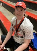 Dobbs earns 1st at CC powerlifting meet