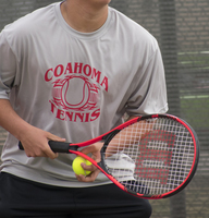 CHS tennis team fares well at Snyder match
