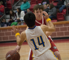 Coahoma boys/girls lose last game in tourney