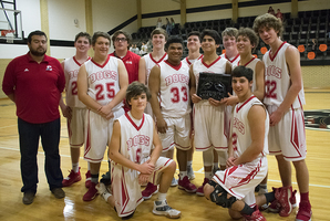 Bulldog JV Red team earns Forsan tourney title