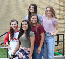 CHS 2018 Homecoming Court