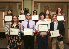 CISD honors top students
