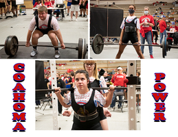 3 CHS lifters earn gold, Bulldogette team finishes 2nd overall
